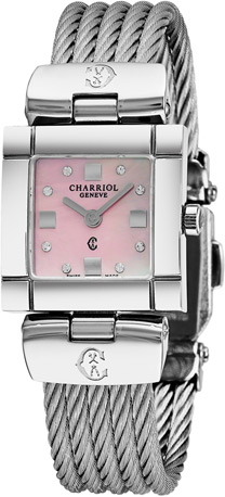 Charriol Celtica 3 Ladies Watch Model CELS71173
