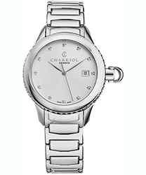 Charriol Columbus Ladies Watch Model CO36QS920002
