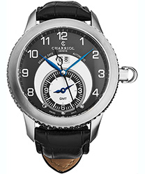 Charriol Columbus Men's Watch Model CO46GMTS361002
