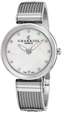 Charriol Forever Ladies Watch Model FE32101000