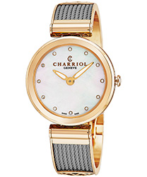 Charriol Forever Ladies Watch Model FE32102005