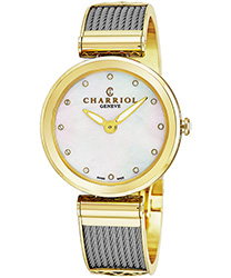 Charriol Forever Ladies Watch Model FE32104006