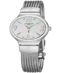Charriol Darling Oval Ladies Watch Model OVALD1541OV003
