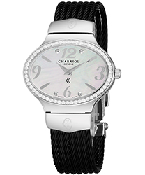 Charriol Darling Oval Ladies Watch Model OVALD1545OV003