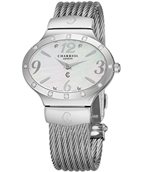 Charriol Darling Oval Ladies Watch Model: OVALD541OV003