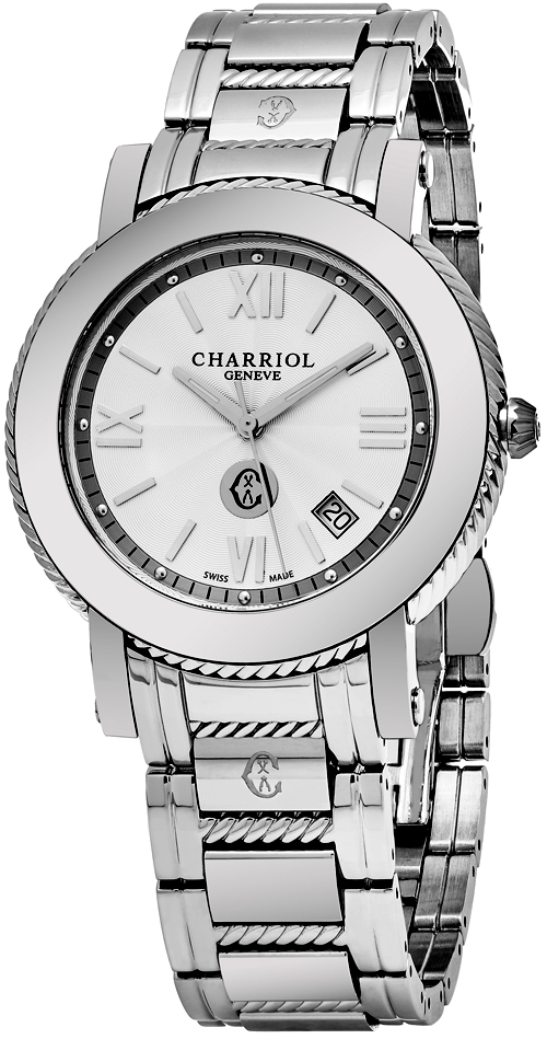 Charriol Parisi Men's Watch Model P42SP42001 Thumbnail 2