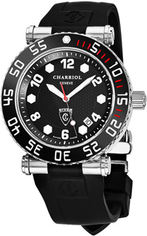 Charriol Rotonde Men's Watch Model RT42DIVB142D01
