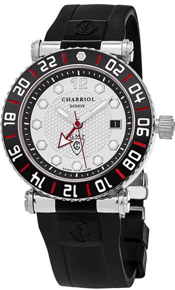 Charriol Rotonde Men's Watch Model RT42GMTB.142.G02
