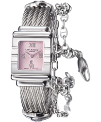 Phillipe Charriol St Tropez Ladies Watch Model SSTR.540.RE001