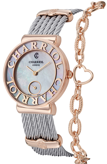 Charriol St Tropez Ladies Watch Model ST30PC.560.014