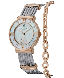 Charriol St Tropez Ladies Watch Model ST30PD.560.010
