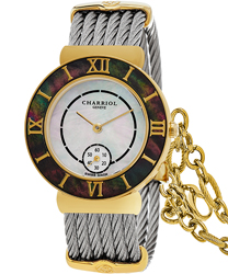 Charriol St Tropez Ladies Watch Model ST30YB.560.001