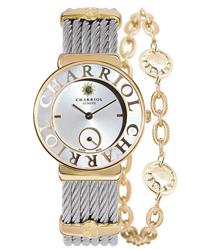 Phillipe Charriol St Tropez Ladies Watch Model ST30YC.560.012