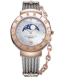 Charriol St Tropez Ladies Watch Model: ST35CP.560.010