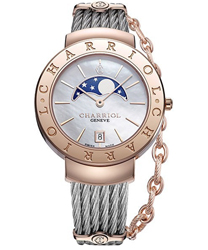 Charriol St Tropez Ladies Watch Model ST35CP560003