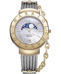 Charriol St Tropez Ladies Watch Model ST35CY.560.002