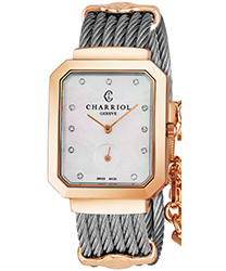 Charriol St Tropez Ladies Watch Model STREP560001
