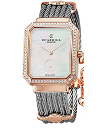 Charriol St Tropez Ladies Watch Model STREPD1560004