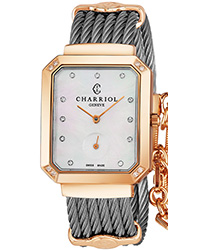 Charriol St Tropez Ladies Watch Model: STREPD2560001