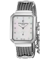 Charriol St Tropez Ladies Watch Model STRESD2560001
