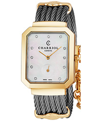 Charriol St Tropez Ladies Watch Model STREY560001