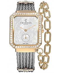 Charriol St Tropez Ladies Watch Model STREYD1560004