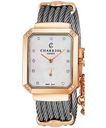 Charriol St Tropez Ladies Watch Model STREYD2560001