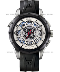 Perrelet Skeleton Chronograph Men's Watch Model A1043.1