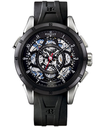 Perrelet Skeleton Chronograph Men's Watch Model A1043.2
