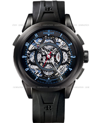 Perrelet Skeleton Chronograph Men's Watch Model A1045.1