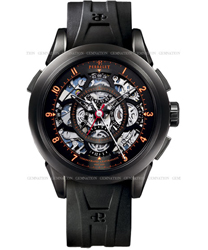 Perrelet Skeleton Chronograph Men's Watch Model A1045.3