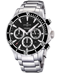 Perrelet Seacraft Men's Watch Model: A1054.B
