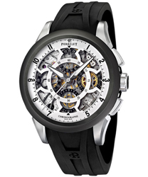 Perrelet Skeleton Chronograph  Men's Watch Model A1056.1