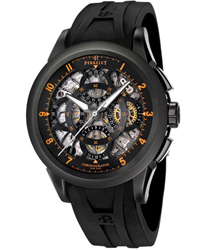 Perrelet Skeleton Chronograph  Men's Watch Model A1057.3