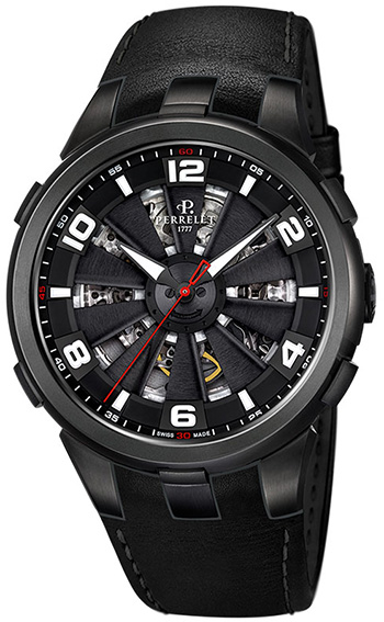 Perrelet Turbine Men's Watch Model A1081.1A