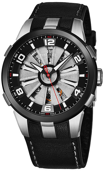 Perrelet Turbine Men's Watch Model A1082-1A