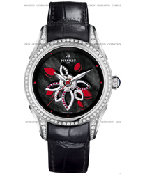 Perrelet Diamond Flower Ladies Wristwatch Model: A2038.3