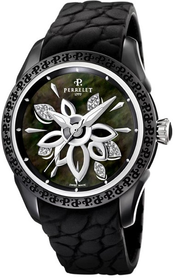 Perrelet Diamond Flower Ladies Watch Model A2039.2