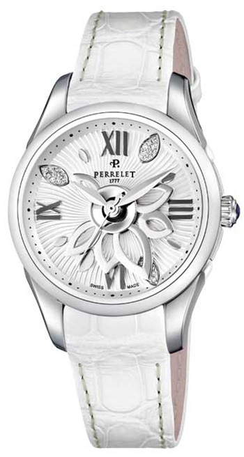 Perrelet Diamond Flower Ladies Watch Model A2065.1