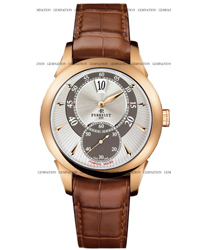Perrelet Classic Jumping Hour Men's Watch Model A3009.1