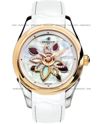 Perrelet Diamond Flower Ladies Wristwatch Model: A3015.1