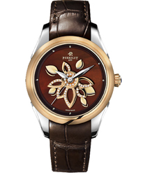 Perrelet Diamond Flower Ladies Wristwatch Model: A3015.2