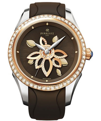 Perrelet Diamond Flower Ladies Watch Model A3016.B