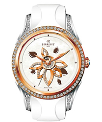 Perrelet Diamond Flower Ladies Watch Model A3017.A