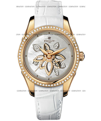 Perrelet Diamond Flower Ladies Wristwatch Model: A3019.1