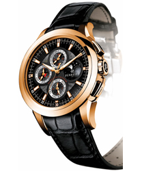 Perrelet Perpetual Calendar Moonphase Mens Watch Model A3023.1