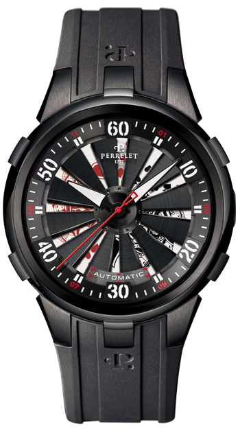 Perrelet Turbine Men's Watch Model A4052.1