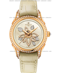 Perrelet Diamond Flower Ladies Watch Model A7001.1
