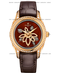 Perrelet Diamond Flower Ladies Wristwatch Model: A7002.1