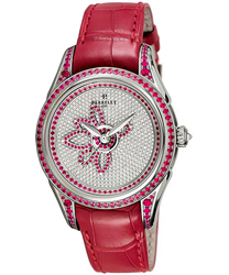 Perrelet Diamond Flower Ladies Wristwatch Model: A7005.1